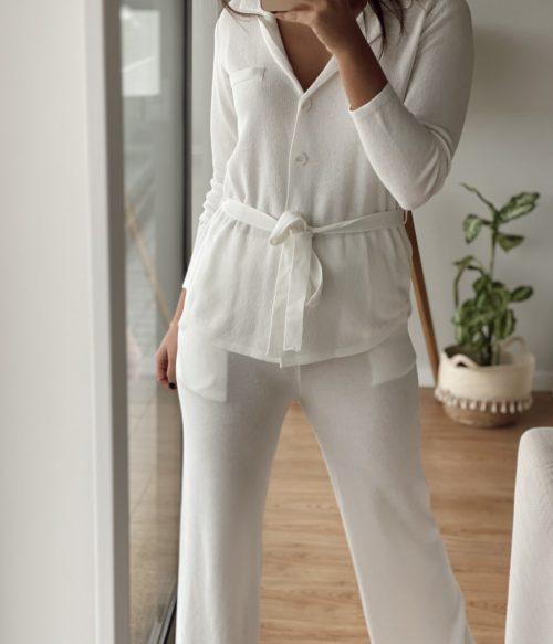 conjunto branco